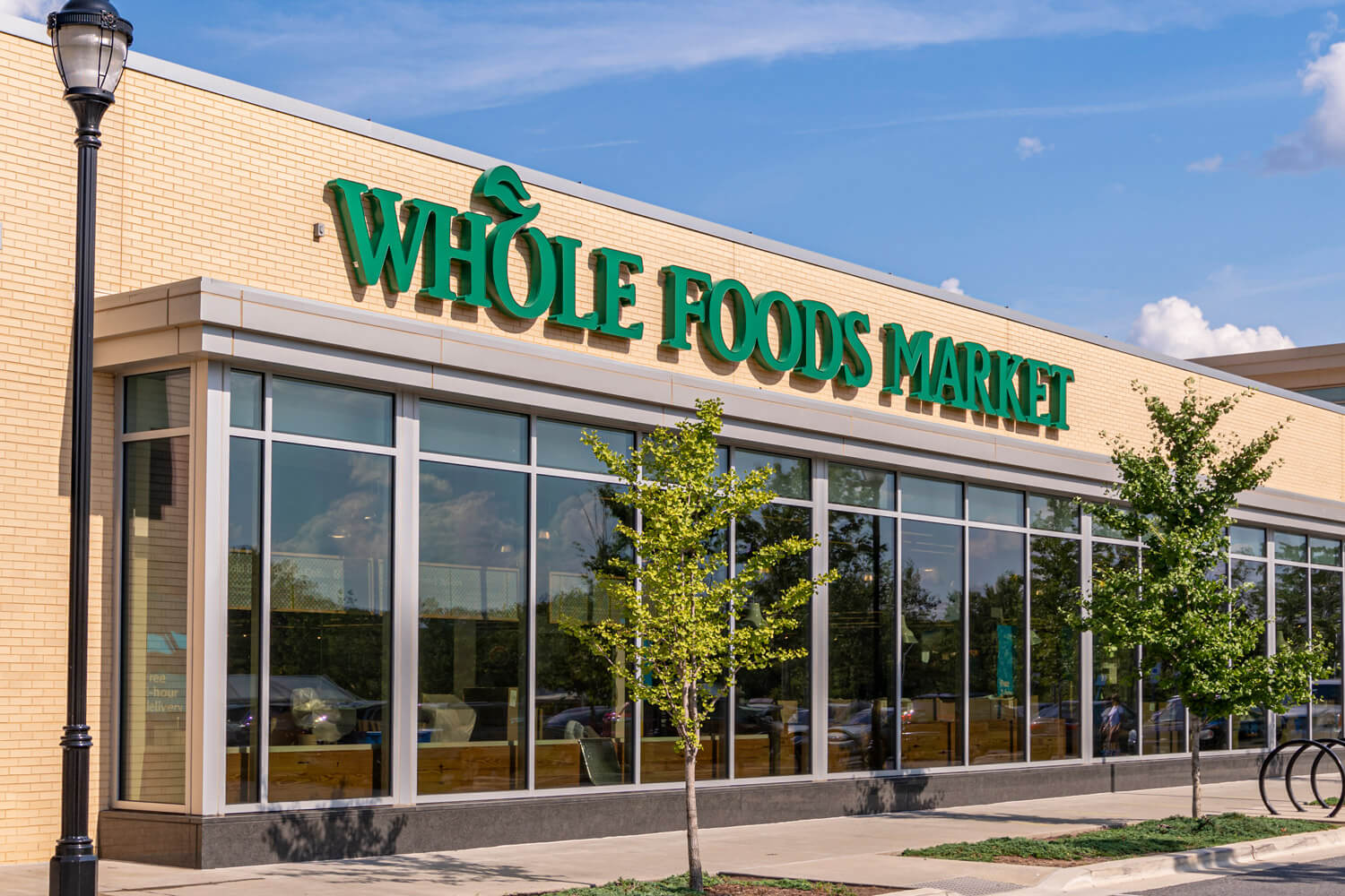 Your groceries are just steps away at Whole Foods Market