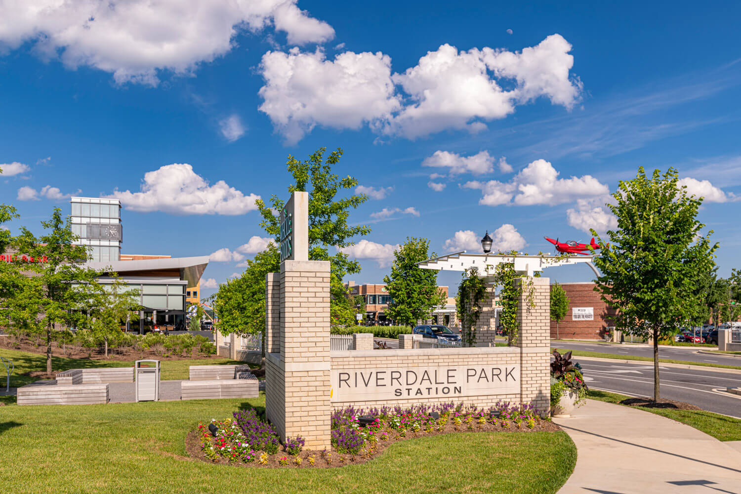 Welcome to Riverdale Park